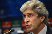 Manchester City Press Conference