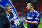 Terry & Mourinho