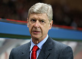 Arsenal manager Arsene Wenger looks on during his side's Champions League encounter