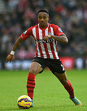 Defender Nathaniel Clyne in action for English Premier League side Southampton