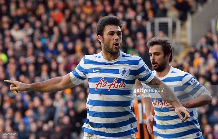 Charlie Austin of QPR where Chelsea tried to sign him
