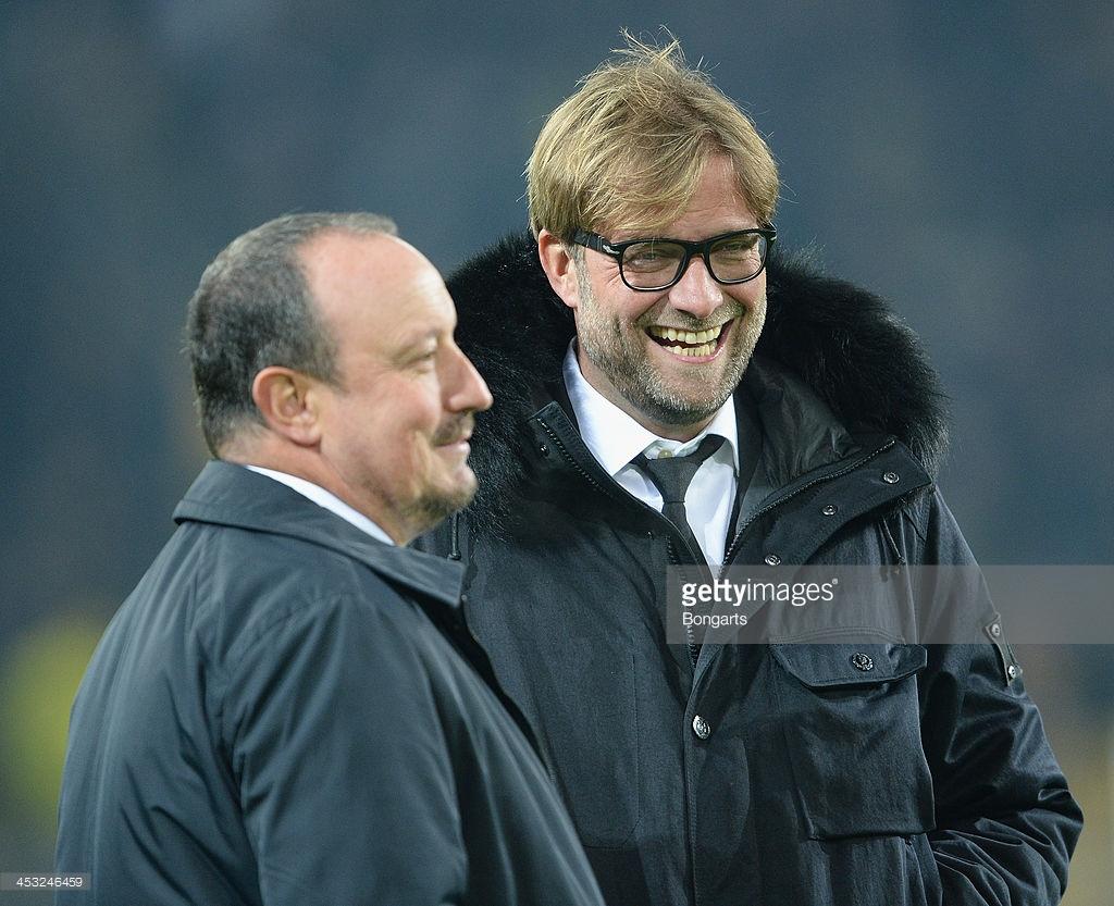 Liverpool, Jurgen Klopp, Rafael Benitez