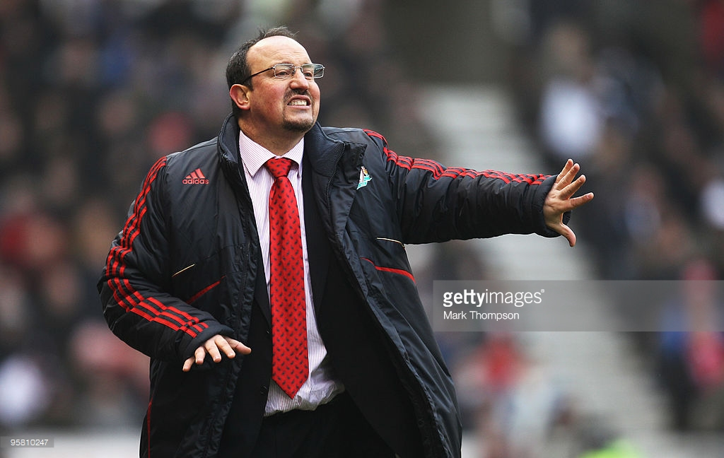 Rafael Benitez, Liverpool, Real Madrid