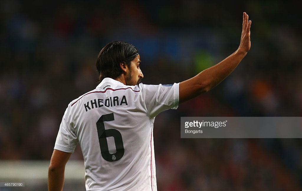 Sami Khedira, Juventus