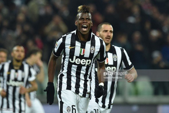 King's ransom: Juventus want a world record-equalling fee for Paul Pogba