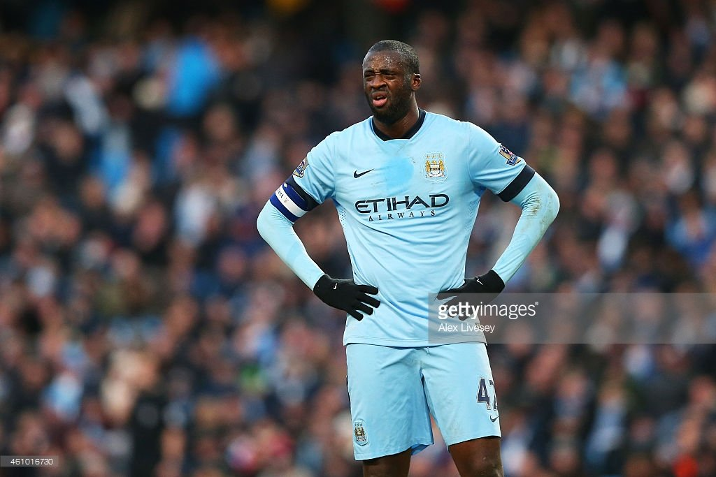 Yaya Toure, Manchester City, Inter Milan