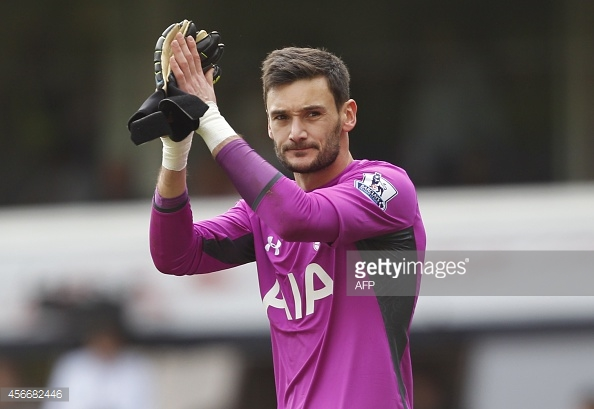 Hugo Lloris, Manchester United