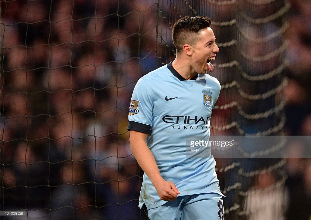 Samir Nasri, Arsenal, featured
