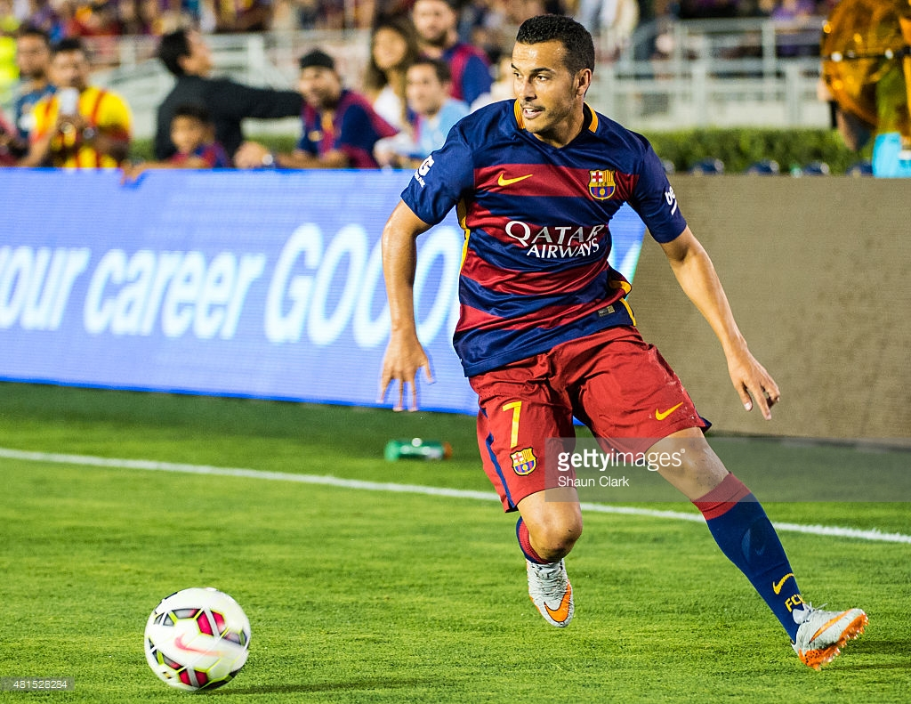 Pedro, Manchester United