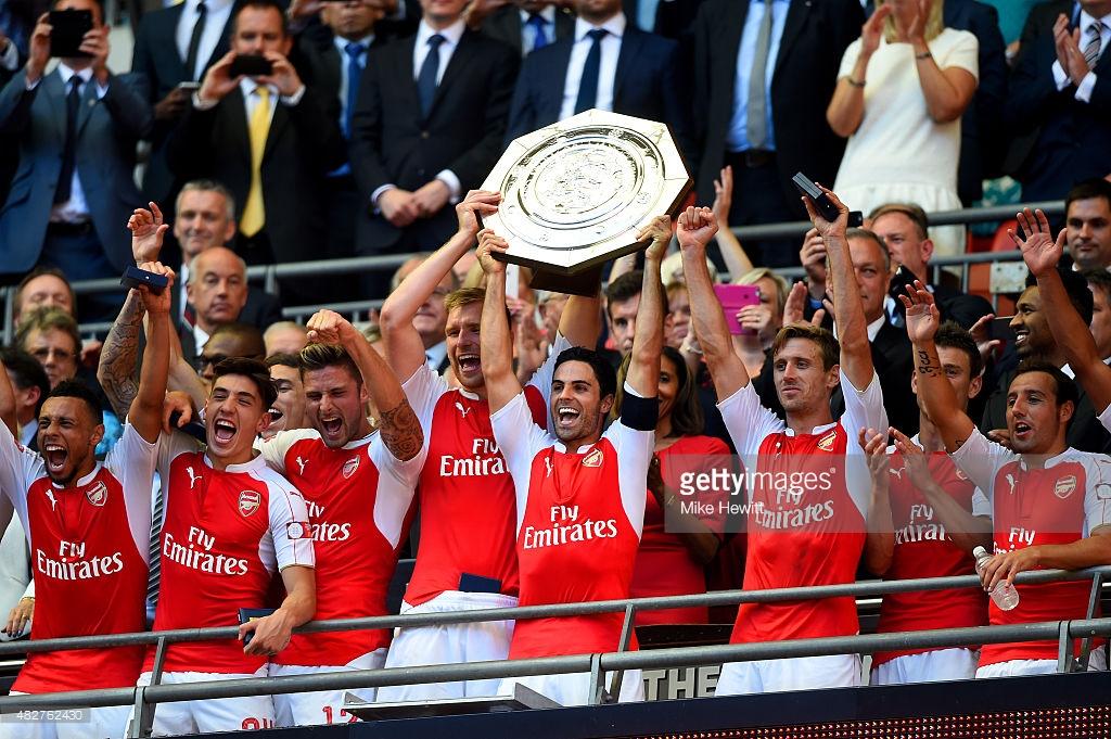 Arsenal, Community Shield