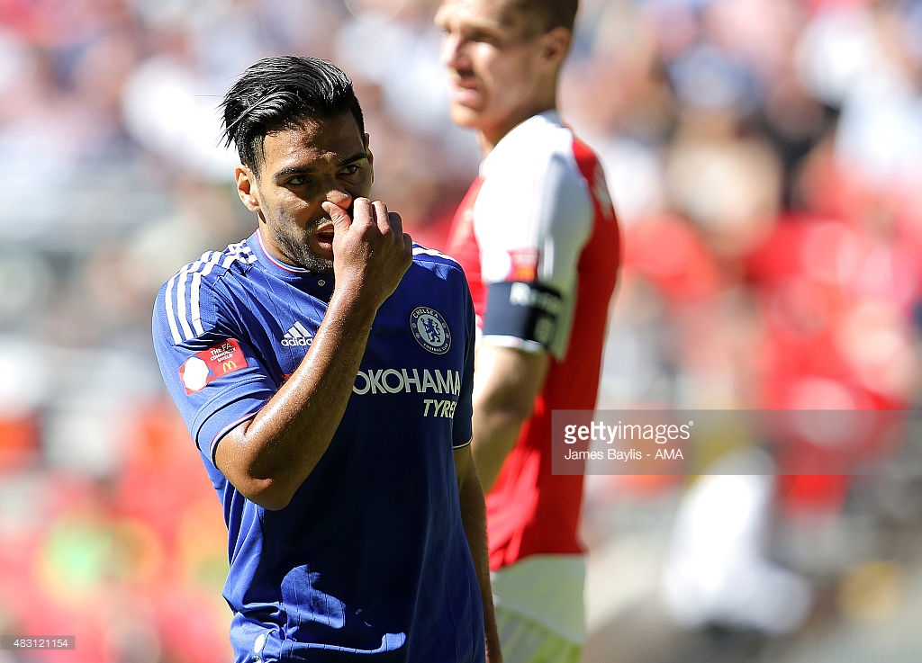 Radaeml Falcao, Chelsea