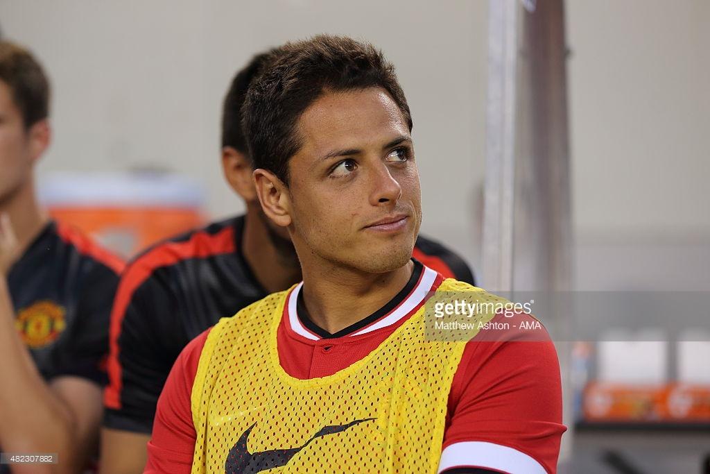 Javier Hernandez, Tottenham