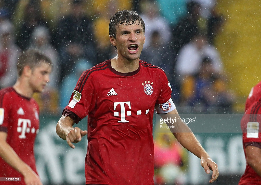 Thomas Muller, Manchester United