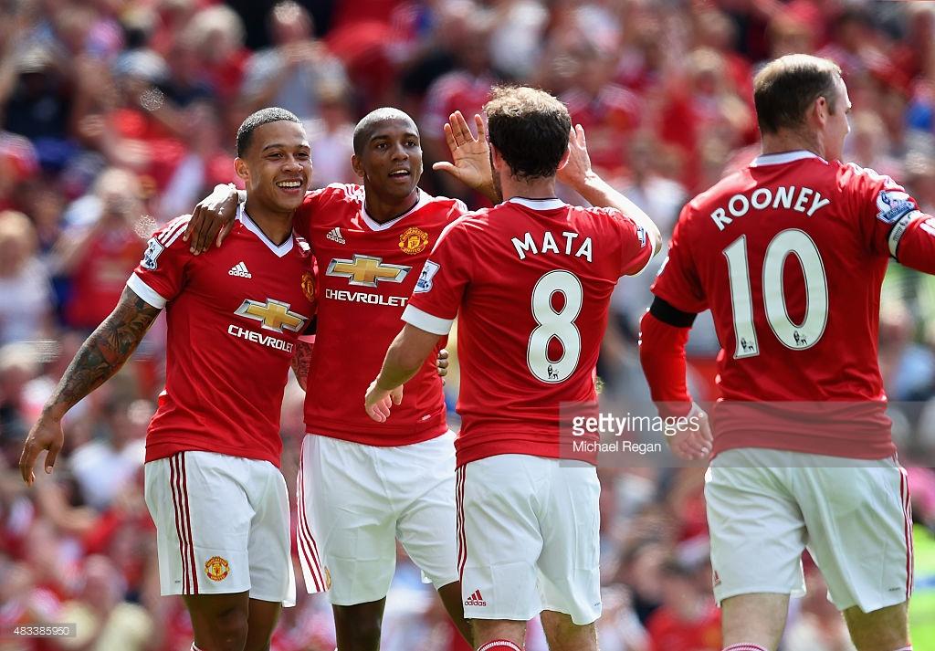 Manchester United, Tottenham