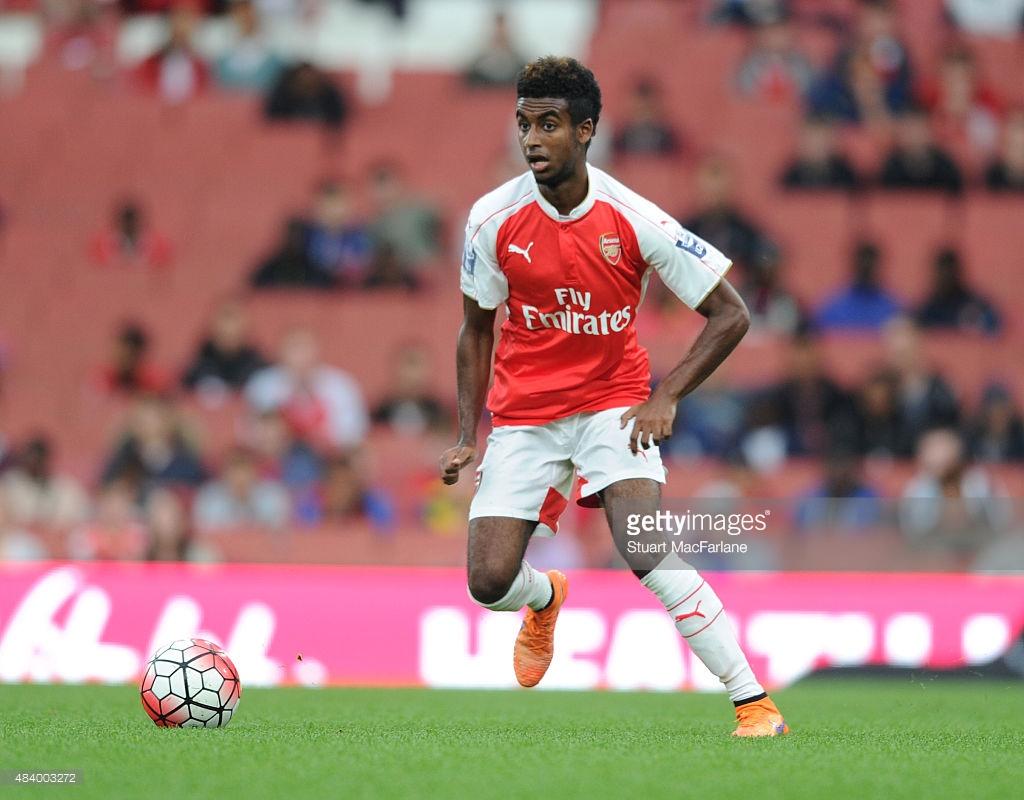Gedion Zelalem, Rangers