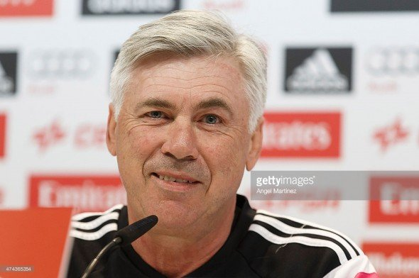 Perfect fit: Carlo Ancelotti would appear to be ideally suited to the Arsenal job