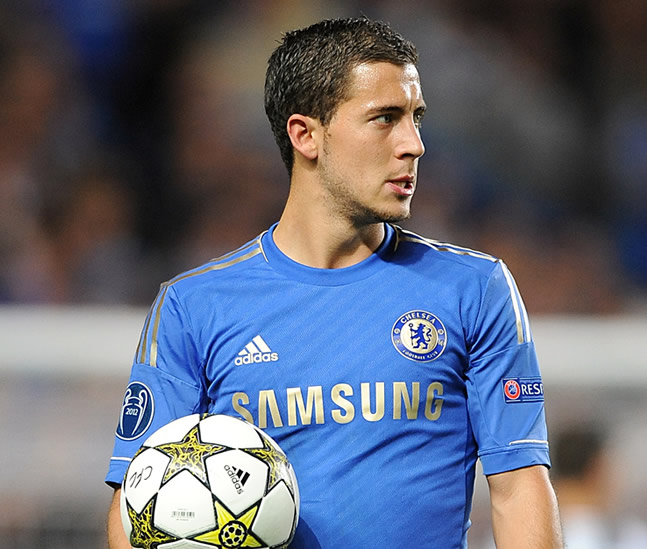 Danger signs: Jose Mourinho has been critical of the likes of Eden Hazard