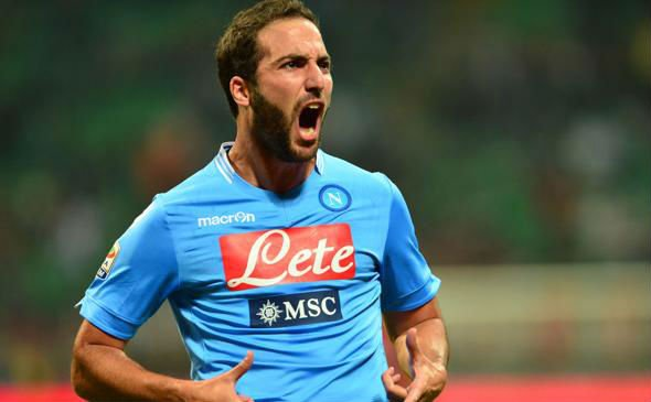 Higuain: Napoli's prized possession