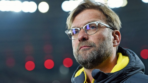 Mersey target: Jurgen Klopp is on the radar of Liverpool as they consider Brendan Rodgers alternatives