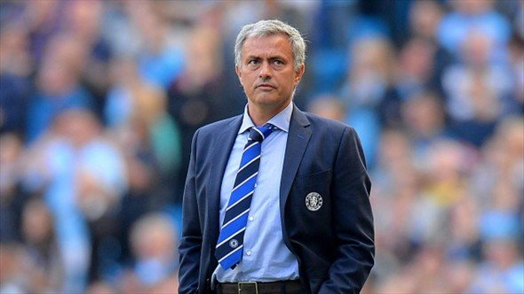 Sack face: Mourinho has was dismissed by Chelsea for a second time