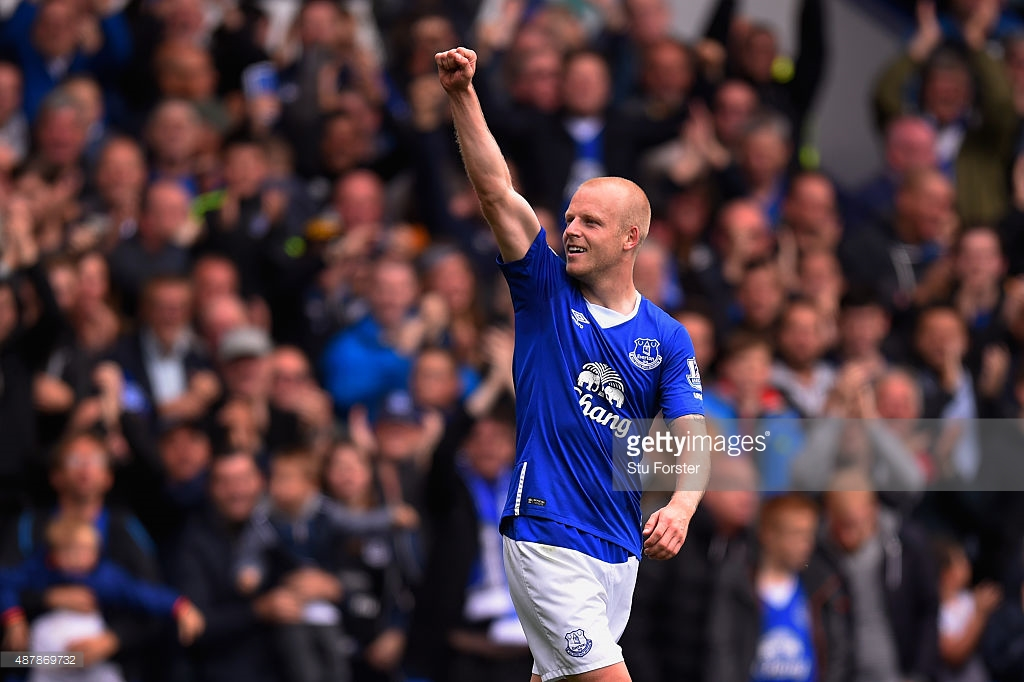 Steven Naismith, Everton