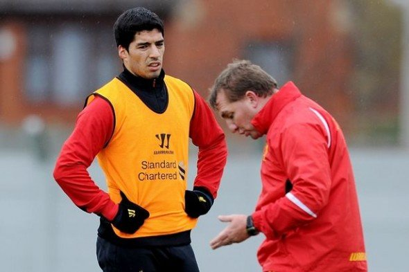 Past master: Suarez was key to Rodgers' against-the-odds title challenge
