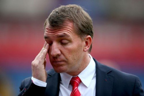 Axe man: Brendan Rodgers was sacked by Liverpool on Sunday