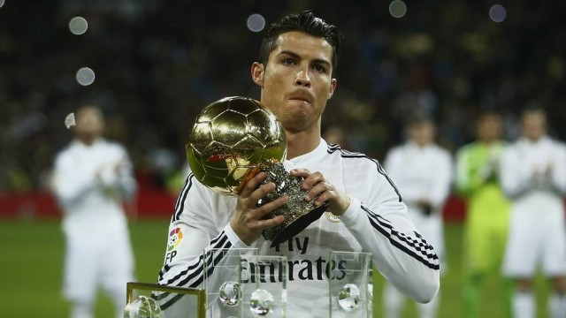 Record-breaker: Arsenal made a Cristiano Ronaldo offer that was too low