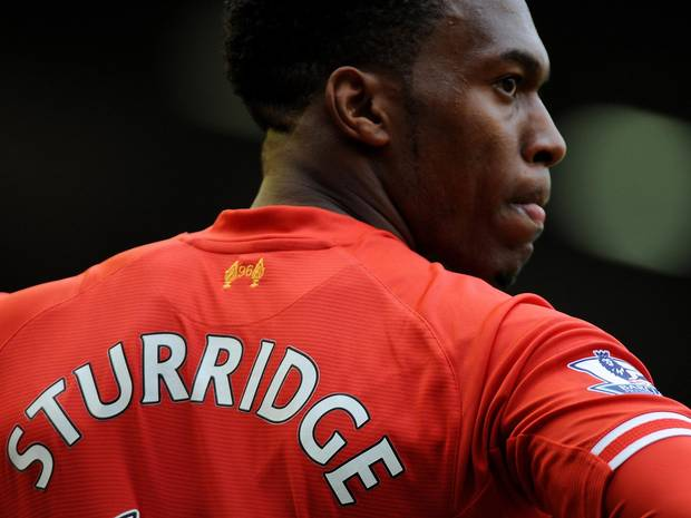 Comeback kid: Sturridge opened the scoring in his first league start in over two months
