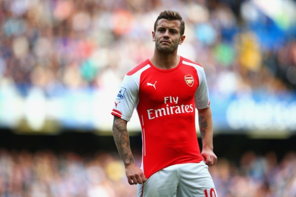 Keeping faith: Arsene Wenger is keen to tie Wilshere down to an extended deal