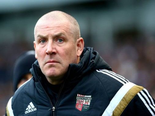 Head hunter: Warburton has outlined his interest in signing Knox