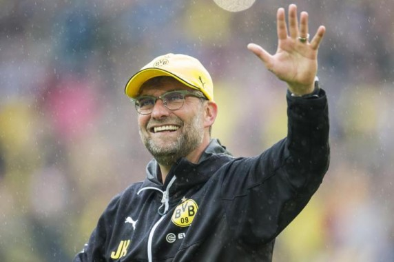 Manager-to-be: Jurgen Klopp is set to be appointed the next Liverpool boss