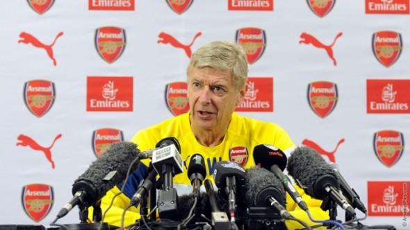 Arsenal, Arsene Wenger