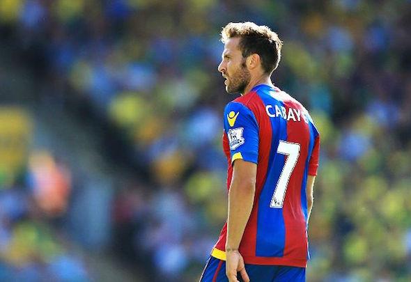 Yohan Cabaye, Crystal Palace