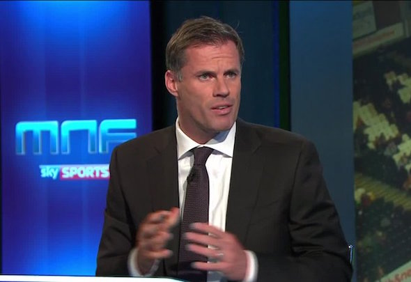 Market leader: Carragher says Dembele can compare with Premier League greats