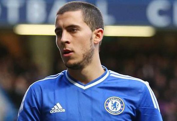 Fitness race: Hazard has missed Chelsea's last three games with hip injury