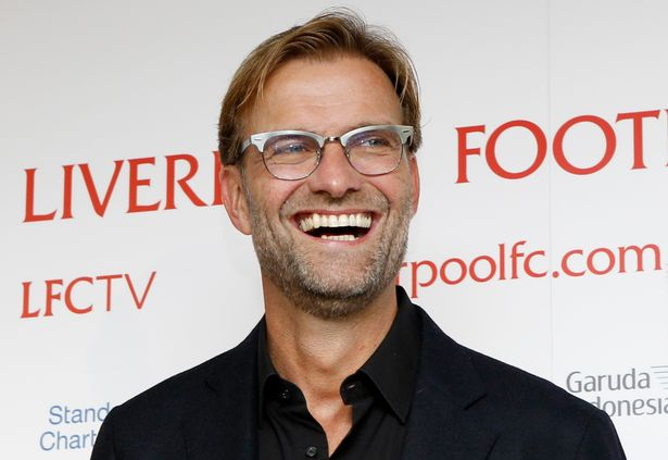 High excitement: The Liverpool players are confident Jurgen Klopp can turnaround team's fortunes