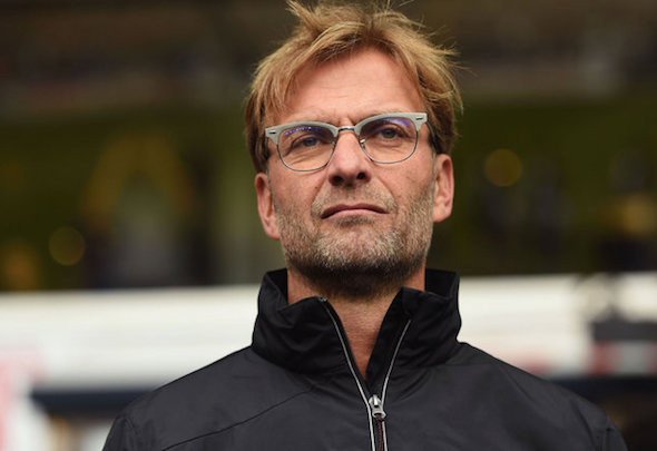 "Empty feeling: Jurgen Klopp said he felt ""alone"" after Palace oal"