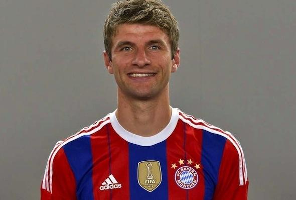 Thomas Muller, Bayern Munich, Arsenal