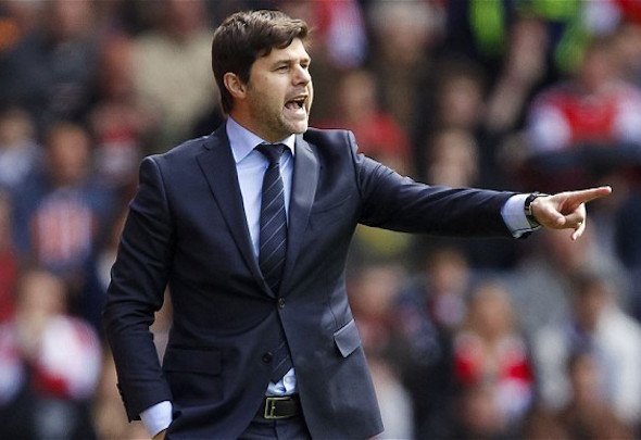 Tired out: Mauricio Pochettino's team were below par against Chelsea