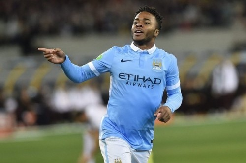 Hate figure: Raheem Sterling was villified by Liverpool fans for manner of his Anfield exit