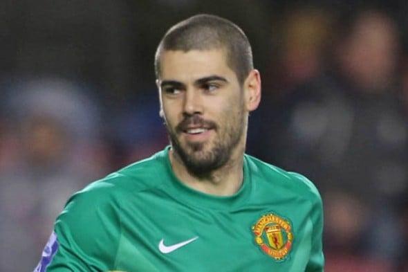 Victor Valdes, Manchester United