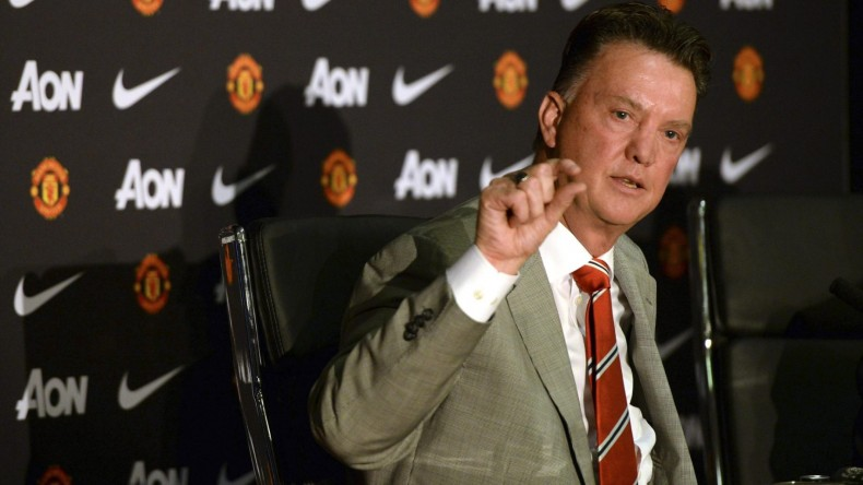 Big spender: Louis van Gaal will be handed further funds to strengthen his squas