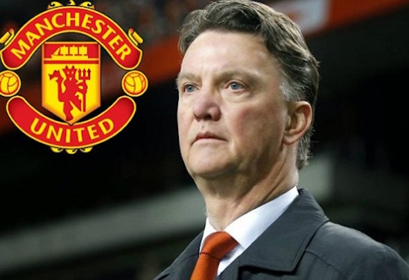 Frozen out: Louis van Gaal has not been impressed by Powell's attitude