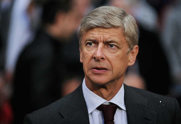 Overall control: The buck ultimately rests with manager Arsene Wenger