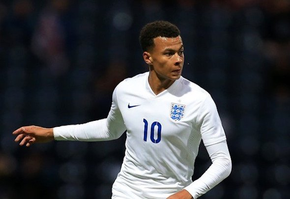 Young gun: Gerrard has been impressed by Alli's displays for club and country