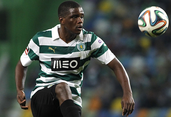 Top target: Arsenal are closely monitoring the form of William Carvalho