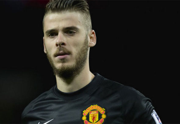 Real thing: The Spanish giants still want to sign De Gea in the summer
