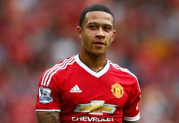 Winging it: Depay can take advantage of Rooney absence