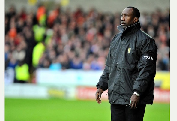 Hasselbaink is set to be appointed the new QPR boss